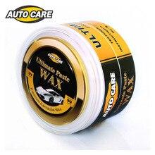 AutoCare Premium Carnauba автомобильный воск Кристалл твердый воск краска уход царапины ремонт обслуживание воск краска покрытие поверхности Бесплатная губка