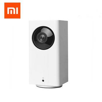 Xiaomi Mijia Dafang Smart Home 110 Degree 1080p HD Intelligent Security WIFI IP Xiaofang New Cam Night Vision For Mi home app glass bottle