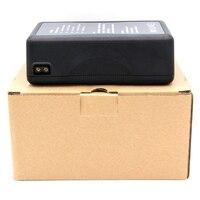 115.44Wh (7800 мАч/14,8 В) V крепление Батарея Pack V замок для видео Камера видеокамера