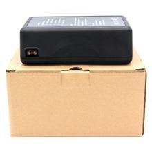 115.44Wh (7800 mAh/14,8 V) V Mount Akku Pack Sperre für videokamera Camcorder
