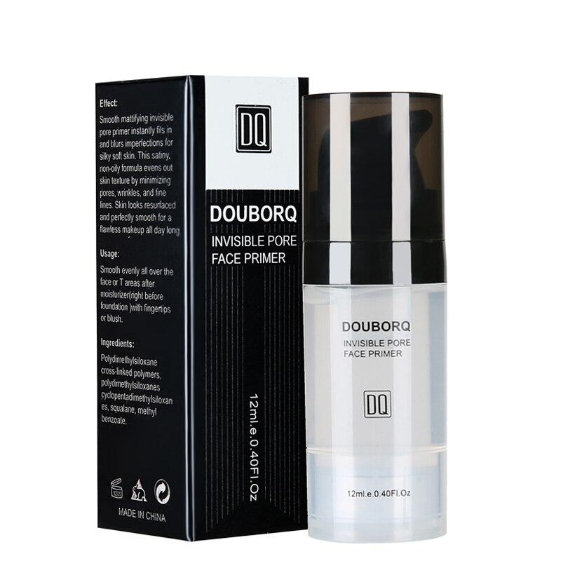 Makijaż baza pod podkład do twarzy naturalny matowy makijaż fundacja podkład pory niewidoczny przedłużyć olejek do twarzy kontrola kosmetyk 3