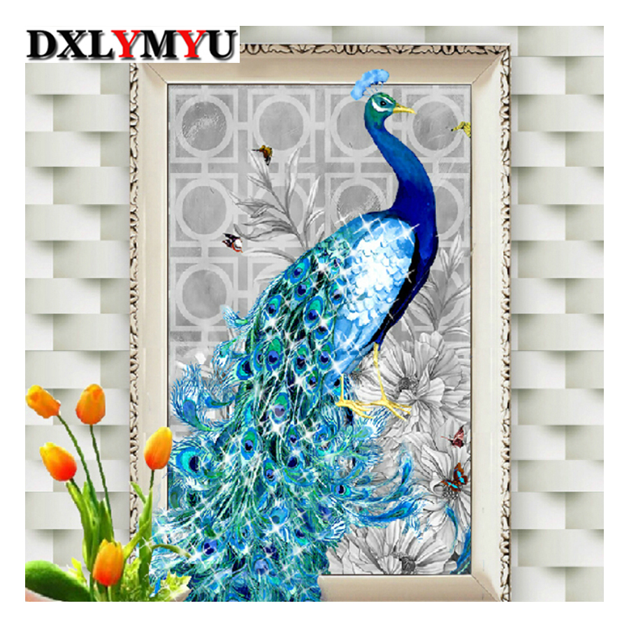 DIY 5D Diamant Peinture Point De Croix Broderie Diamond Painting Kits Salon Chambre D/écoration Autocollant Mural,Retro Phone Cat 30x40cm