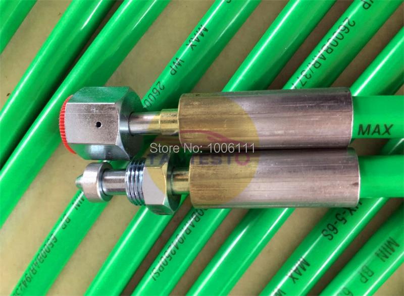 Tuyau de tube à rampe commune M18XM18 longueur 815CM pour BOSCH EPS815 EPS200 série banc d'essai de rail d'injecteur de pompe commune