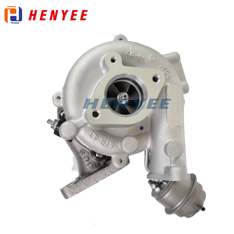 turbocharger for <font><b>Nissan</b></font> Almera Primera X-Trail T30 <font><b>2.2</b></font> <font><b>Di</b></font> GT1849V 727447-0005/7 /6 14411-AW400 14411-AW40A 14411-ad200 image