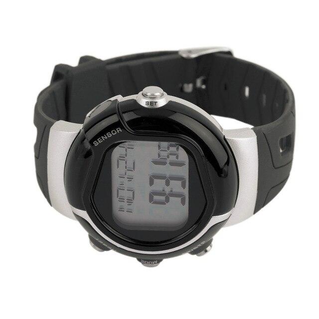 Waterproof Infrared Digital Heart Rate Monitor Watch 0925 Real Time Sport Calorie Tester Men Women Wristwatch free shipping
