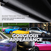 50*200cm Matte Black Vinyl Car Wrap Car Motorcycle Scooter DIY Styling Adhesive Film Sheet With Air Bubble Stickers стоимость