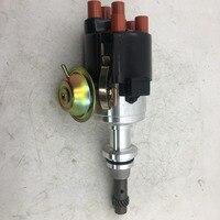 SherryBerg COMPLETE Ignition Distributor for BOSCH AUDI VW 80 100 Avant 90 Passat 81 85 8B B2 84 91 034905205L 0237030013