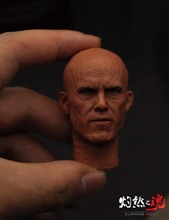 1/6 scale figure Accessory Deadpool headsculpt Wade Wilson head shape for 12″ Action figure doll ,Not included body and clothes