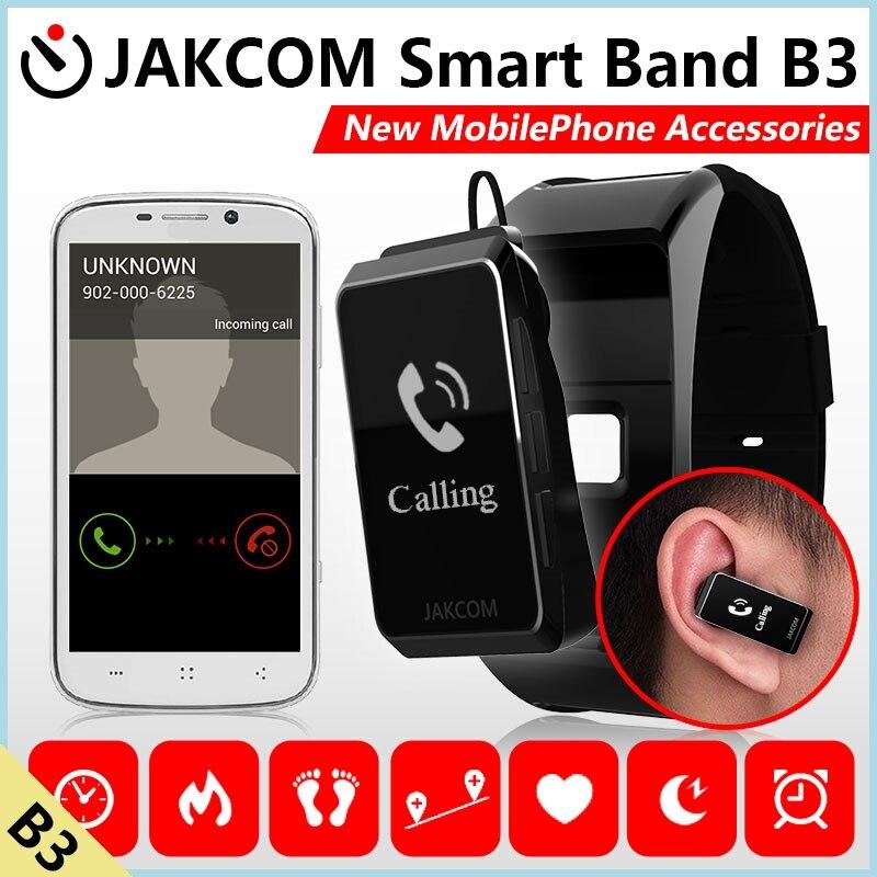 Цена за Jakcom B3 Smart Band новый продукт аксессуаров для мобильных телефонов наушники с микрофоном для Celular Android