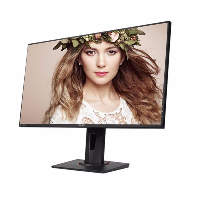 US $788 22 |ASUS VG278Q 27 inch 16:9 Full HD 1080P LED Lit Monitor 144Hz  1ms DP HDMI DVI Eye Care Gaming Monitor-in LCD Monitors from Computer &