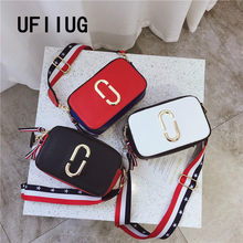 luxury clutch strap small female bags shoulder messenger bag womens famous brand handbag woman for bags 2018 crossbody red black(China)