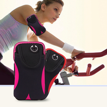 Bag Armband-Bag Case-Cover Mobile-Phone-Bags-Holder Hand Phone-On Outdoor-Sport Running