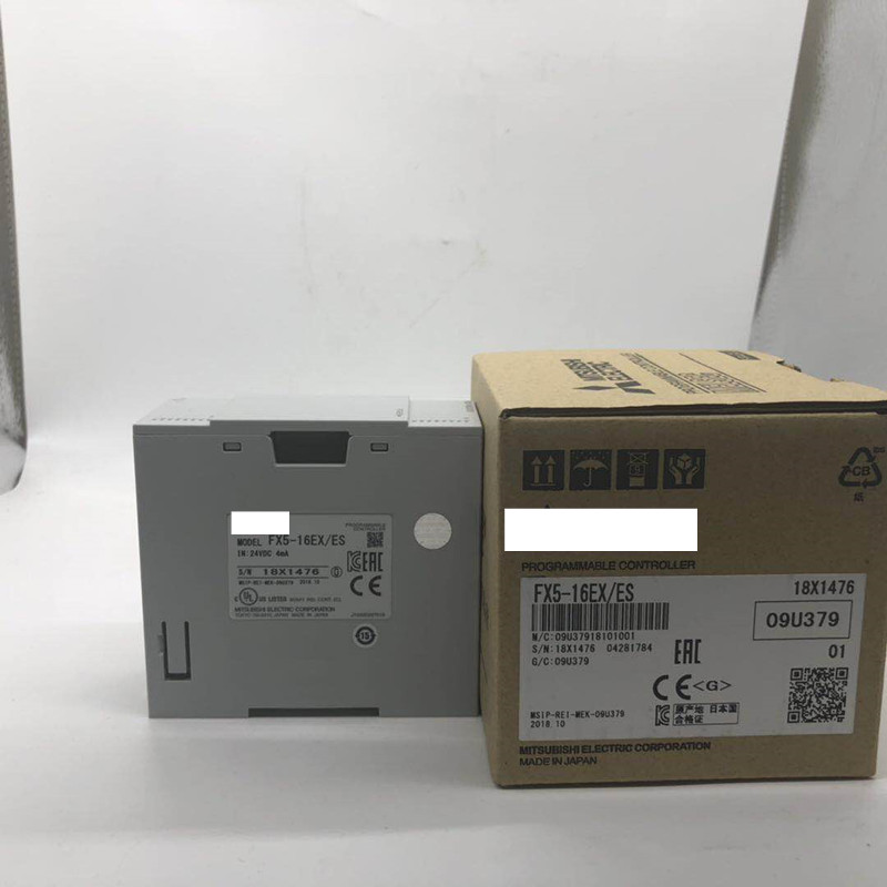 FX5-16EX/ES PLC (new original) 100% new in box with one year Warranty FX5-16EX/ES PLC (new original) 100% new in box with one year Warranty
