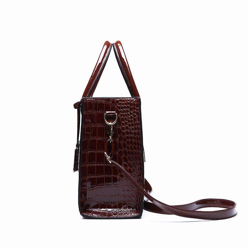 e3ba757a91612a ... 2019 New Women Shoulder Bag Fashion PU Leather Women Bag Autumn Ladies  Handbags High Quality Woman ...
