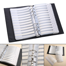 4250pcs New 170 Values 0805 1% SMD SMT Chip Resistors Assortment Kit Sample Book Mayitr