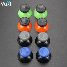 YuXi 2pcs For Microsoft Sticks 3D Analog Grip Joystick Cap Cover XBOX One X S Controller