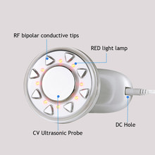 3 in 1 LED Photon Cavitation Slimming RF Radio Frequency Slim Cellulite Skin Rejuvenation Vacuum Body Loss Weight Device Machine