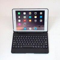 Teclado sem fio bluetooth para tablets ipad computador teclado capa para ipad pro air2 9.7 polegada tablet teclado