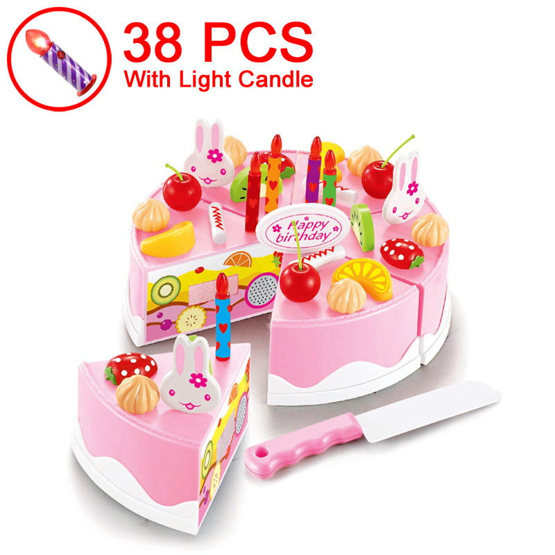 38 Pink Has Candle T