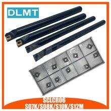 SCLCR06 S06K SCLCR06S07K/SCLCR06 S08K/SCLCR06 S10K/SCLCR06 S12M резец для внутренней обточки машина для нарезания канавок в токарно-револьверный станок бар держатель набор инструментов