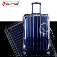 Transparent PVC Trolley Case Cover Luggage Case Travel Case Cover Travel Accessories Protective Covers for Suitcases Organize