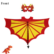 70*70cm kids superhero capes for annime cosplay halloween costumes birthday party gifts