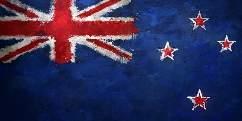 Bath Towel New Zealand Flag Art Printing Soft Microfiber ...