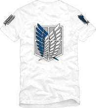 Attack On Titan Shingeki No Kyojin Giant T-shirt