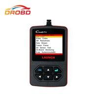 100% Original Launch X431 Creader V+ Diagnostic Tool Generic OBDII Code Reader Scanner Update Online