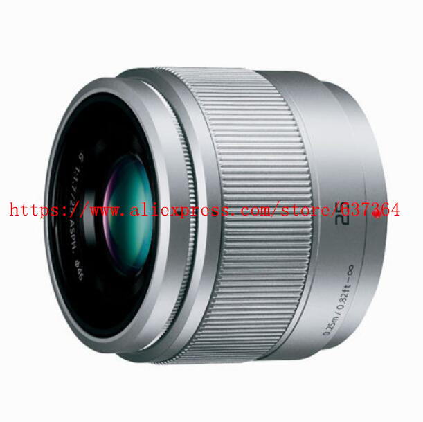 96%new For Panasonic For LUMIX G 25mm F1.7 Lens Camera