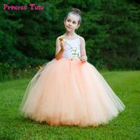 Mädchen Tutu Röcke Kinder Flauschigen Ballkleid Pettiskirt Tüll Mädchen Röcke Tutu Prinzessin Partei Tanz Kinder Röcke Für Mädchen 2-14Y
