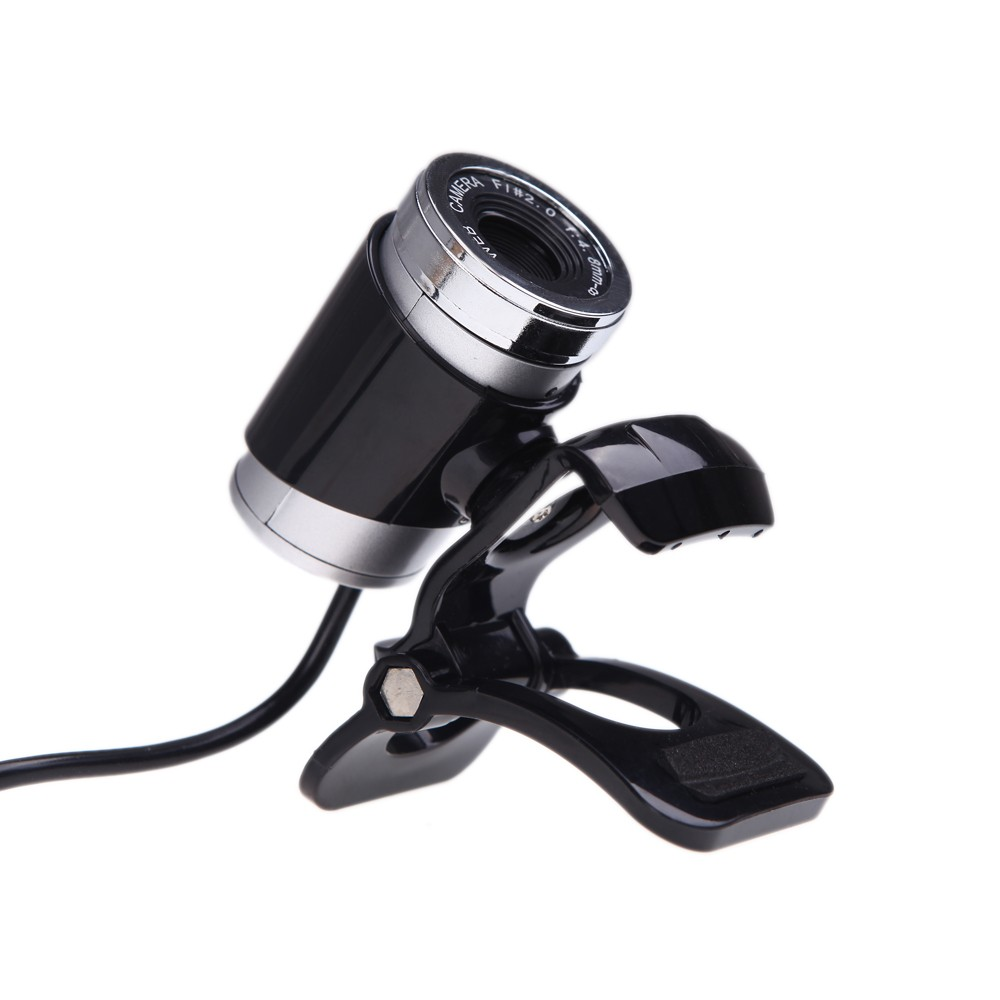 Image 3 - HXSJ A860 HD Webcam 12.0M Pixels CMOS USB Web Camera Digital Video HD Built in Microphone 360 Degree Rotaion Clip on Camera-in Webcams from Computer & Office
