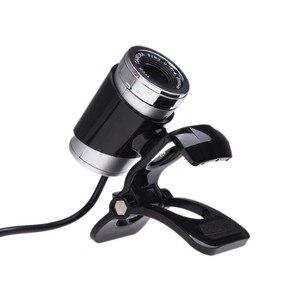 Image 3 - HXSJ A860 HD Webcam 12.0M Pixels CMOS USB Web Camera Digital Video HD Built in Microphone 360 Degree Rotaion Clip on Camera