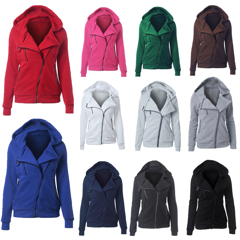 HTB1yRuBak.HL1JjSZFlq6yiRFXaU Autumn Winter Zipper Women Basic Jackets Casual Female Outerwear Coats Warm Ladies Jackets Cardigan Sleeveless Jacket Plus Size