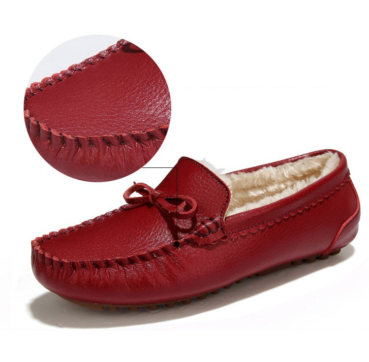 AH 5710  (6) women winter loafers