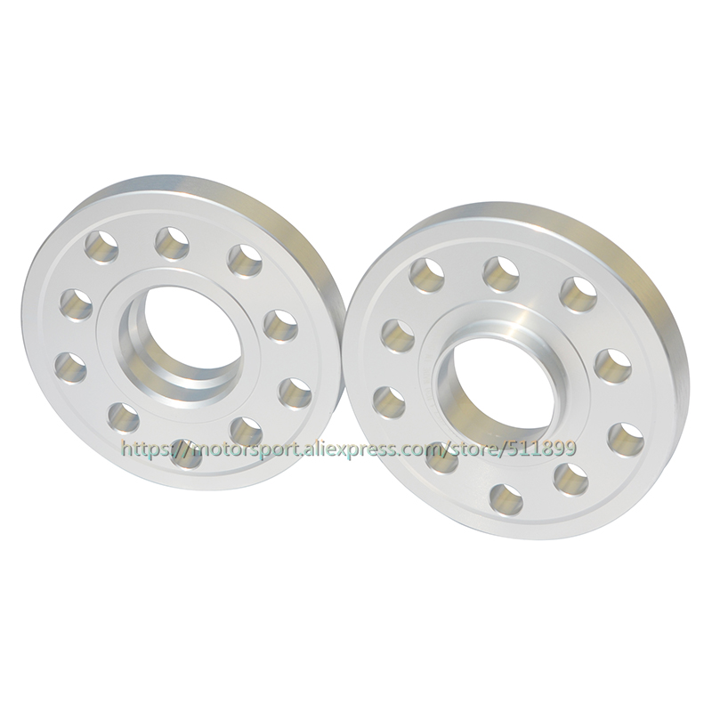 VW 5x100 57.1 to BMW 5x120 20mm Hubcentric PCD Adaptors Wheel Spacers 2 PAIRS