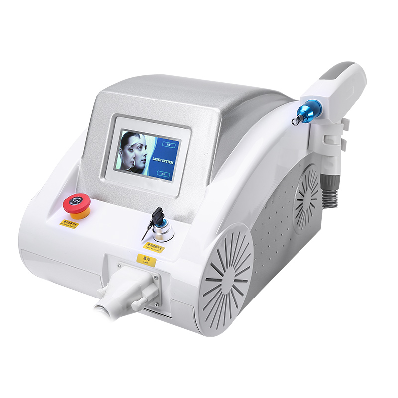 Hot 1064nm 532nm 1320nm ND YAG Laser Tattoo Removal Eyebrow Pigment Removal Machine