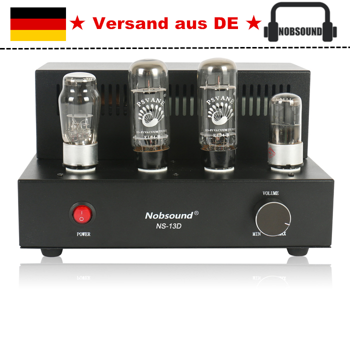 HiFi EL34 Vacuum Tube Amplifier Single-ended Class A Stereo Pure Handmade Desktop Amp For Home Audio цена