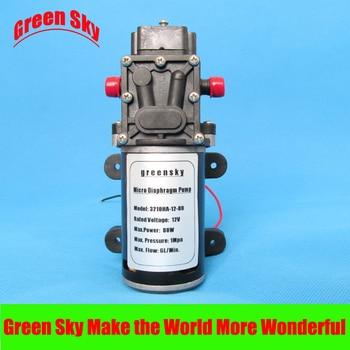 6L/Min 80W 12v dc return valve type high pressure mini diaphragm pump 6l min 24v dc 80w return valve type pump diaphragm
