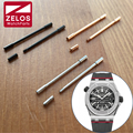 26.8mm reloj Tornillo Conversión tubo kit de enlace Para AP royal-roble-offshore Diver reloj caucho/Cuero correa de la Correa de Banda screwbar varilla