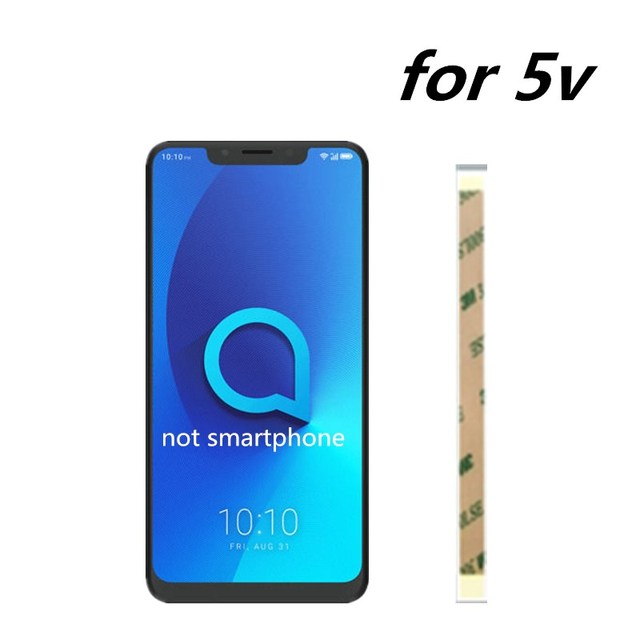 new 6.2inch For Alcatel 5V 5060  LCD Assembly Display + Touch Screen Panel Replacement for Alcatel 5V 5060 Cell Phone