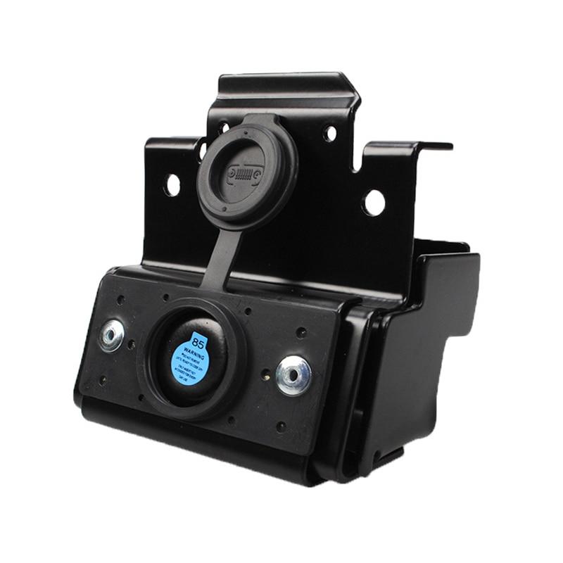 Anti Theft Hood Latch Lock Kit FOR Jeep Wrangler JK 2007 2015 Unlimited 82213051 82213051 AB