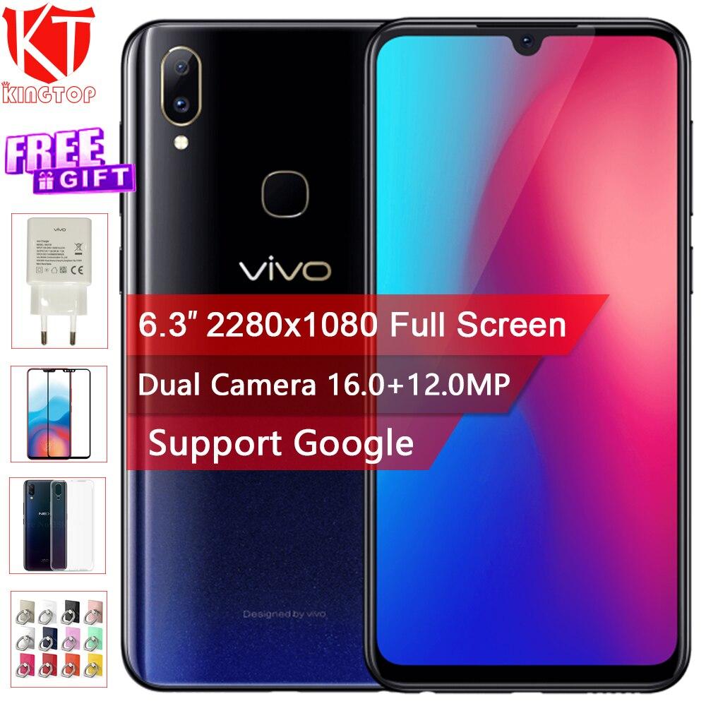 D'origine vivo Z3 téléphone portable 6.3