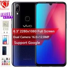 "Original vivo Z3 Mobile Phone 6.3 FHD Snapdragon 710/670 Octa Core 4/6GB RAM 64G ROM Dual Camera 16.0+12.0MP Android 8.1 Phone"""
