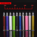 Good Quality Ego C Twist Electronic Cigarette Battery Adjustable Variable Volatage 3.2-4.8V For E Cigarettes 900 1100 1300 mah