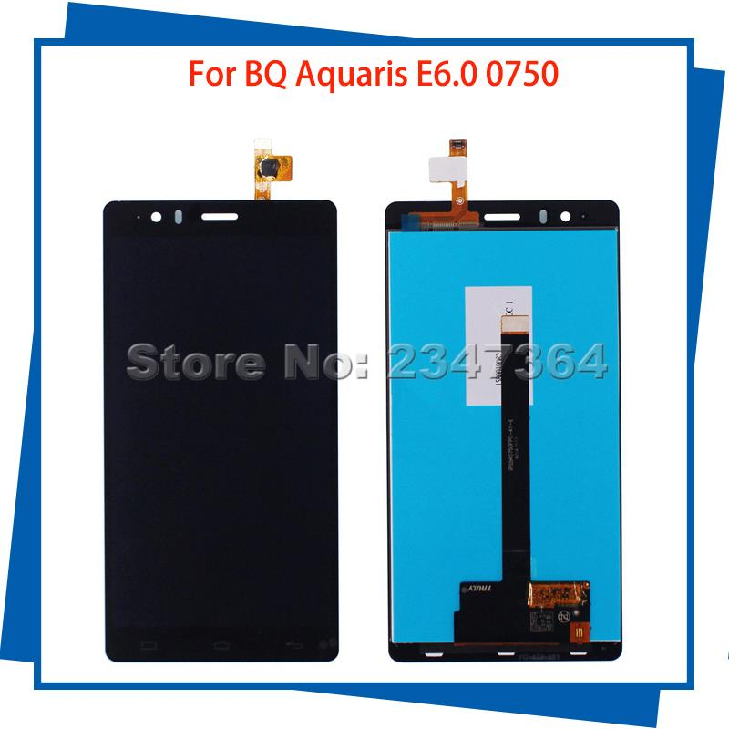Подробнее о For BQ Aquaris E6.0 BQ E6 0750 100%Guarantee LCD Display Touch Screen Digitizer Assembly High Quality Mobile Phone LCDs high quality for bq aquaris u aquaris u plus lcd display touch screen digitizer assembly mobile phone lcds free tools price us