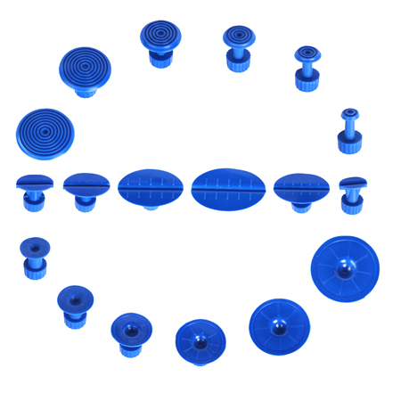 18pcs Blue Tabs