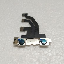 Front Camera Module Lens Flex Cable with face ID For Apple iPhone X Ribbon Small Cam Module Replacement Update Parts