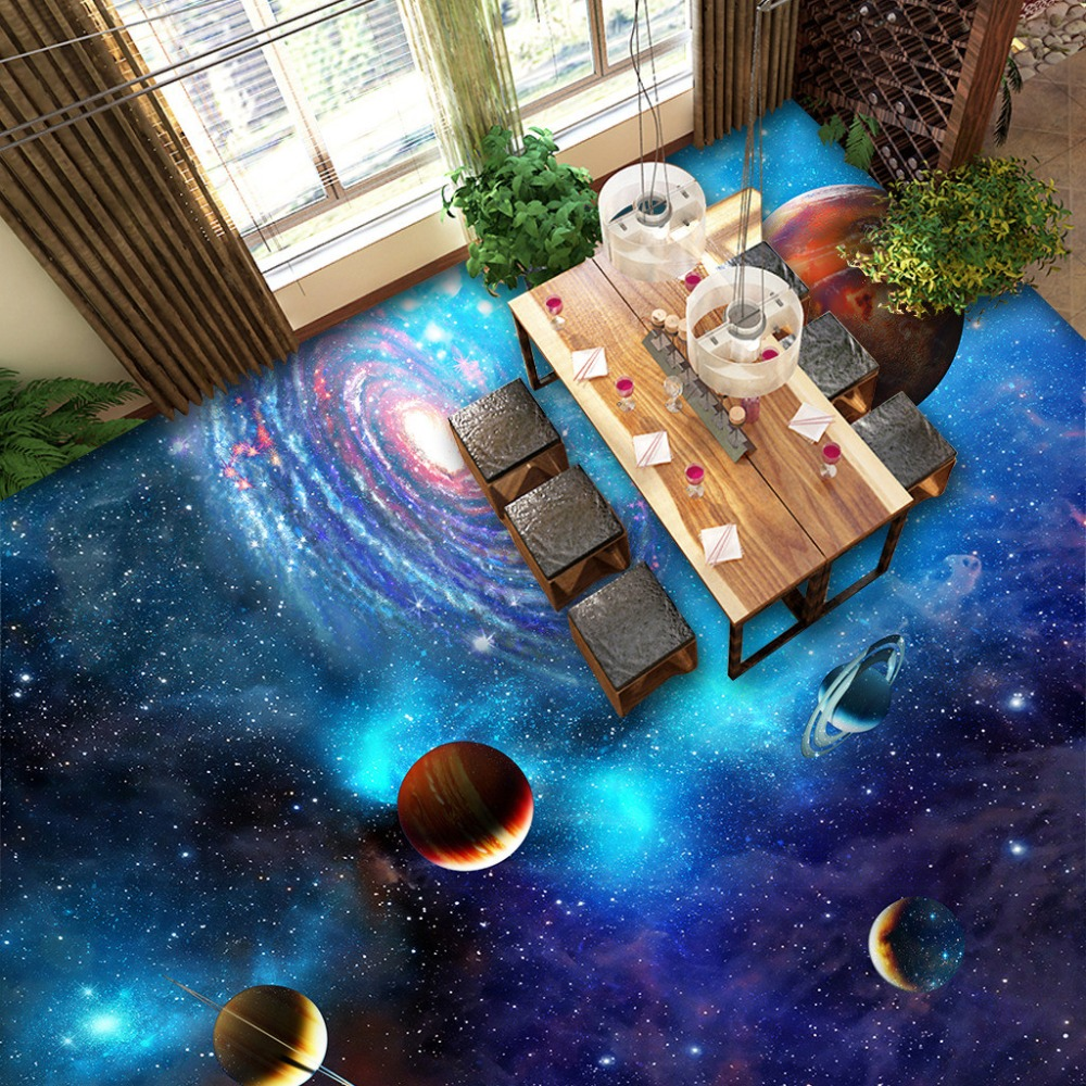 Compare Prices on Solar System Wallpaper Mural- Online Shopping ...