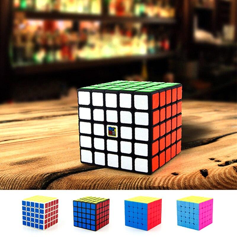 Treu 3 Farbe Cube Klassenzimmer Cube Magico Mf5x5 Platz Geschwindigkeit Magic Quadrat-puzzle Kinder Pädagogisches Spielzeug Rätsel & Spiele